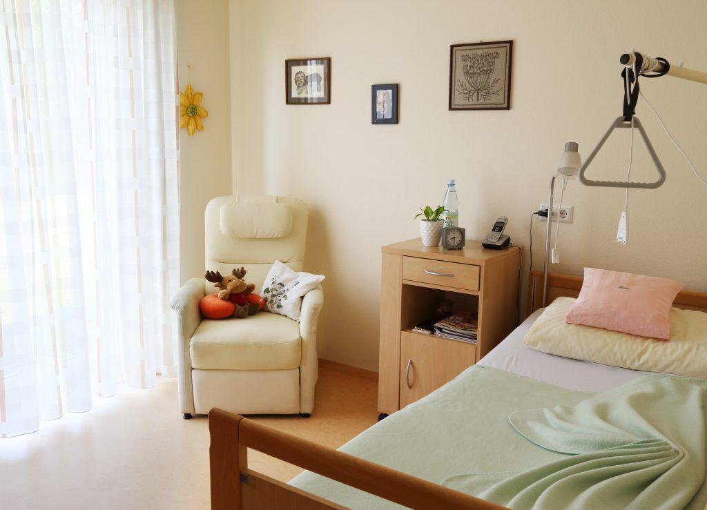Unser Haus - Pflegeheim Uffenheim