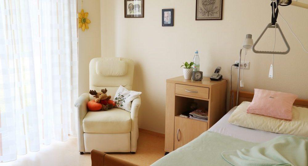 Beispielhaftes Zimmer